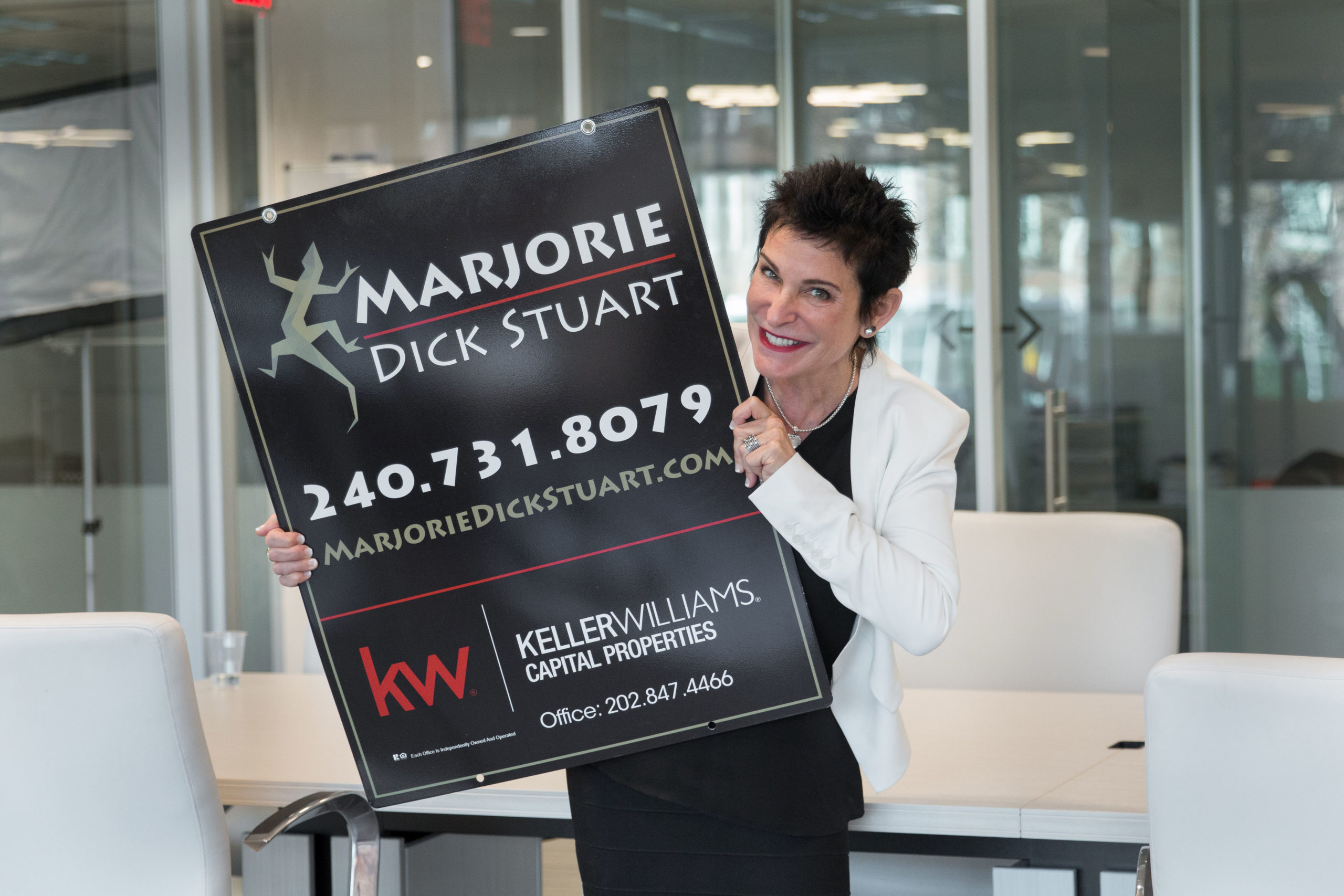 Marjorie Dick Stuart: Let Your Life Be Your Brand