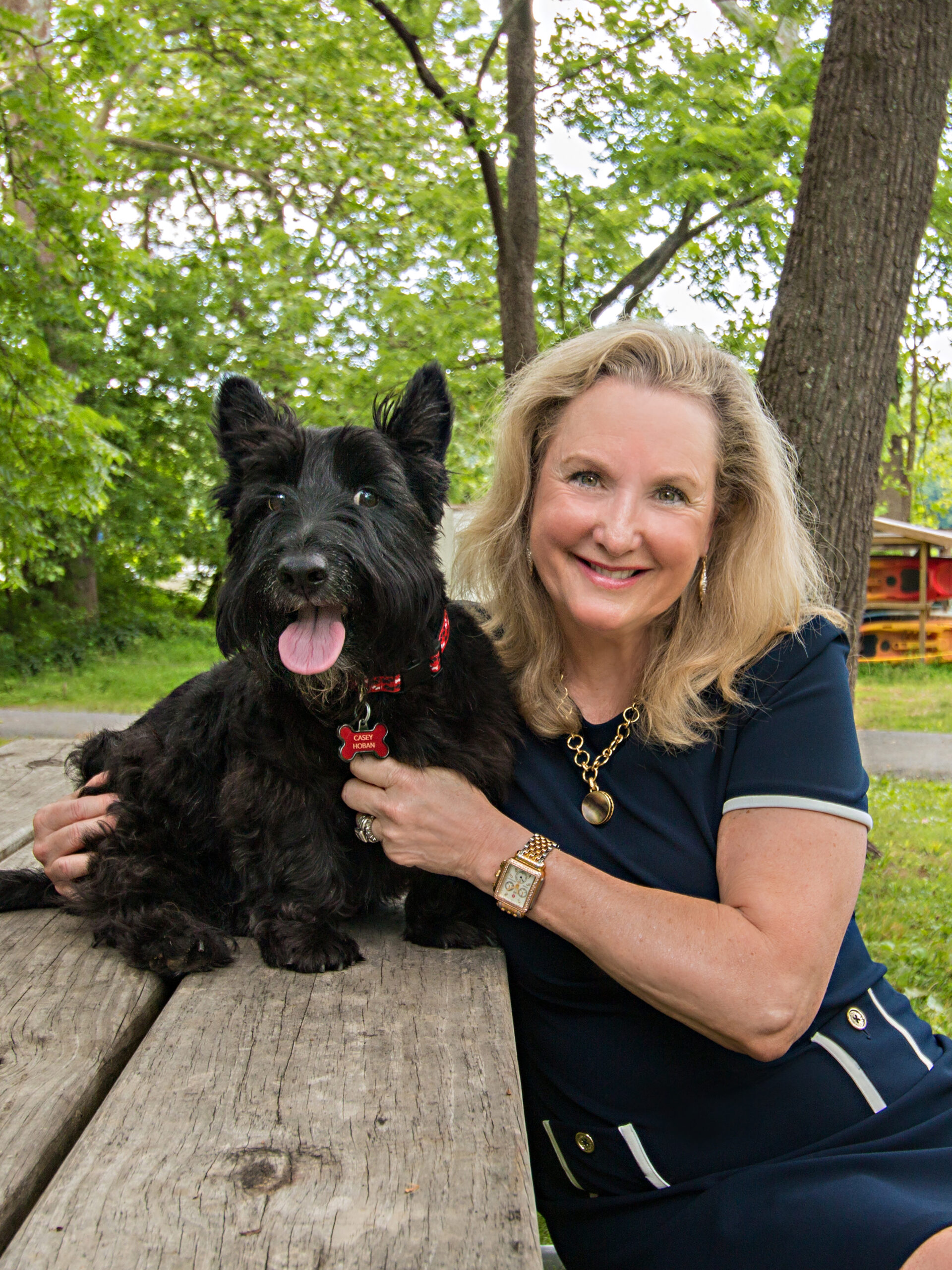 Making a Difference: Leslie Hoban